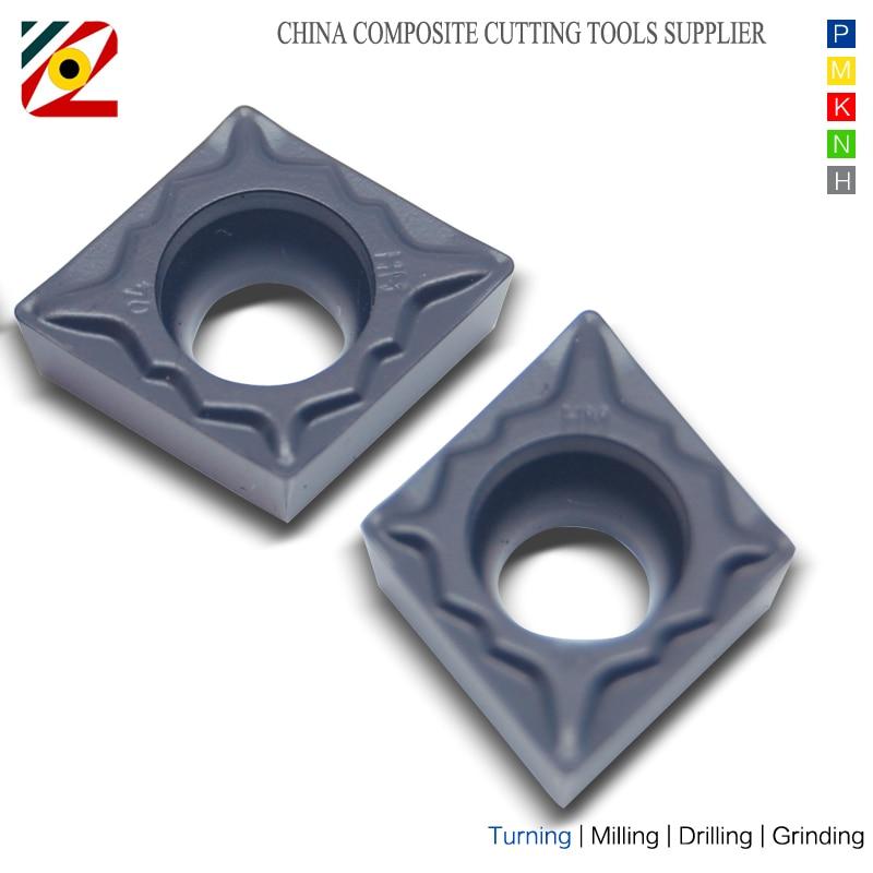 Płytki z węglików spiekanych EDGEV CNC 10szt. CCMT09T304 - Obrabiarki i akcesoria - Zdjęcie 2