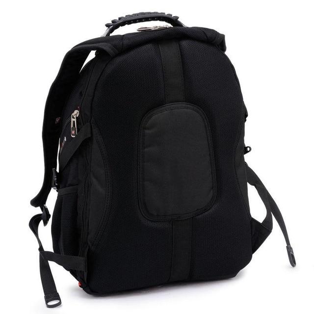 MAGIC UNION New USB Charging Laptop Backpack 15.6 inch Teenager Boys Children School Bags Waterproof Large Capacity Schoolbag 2