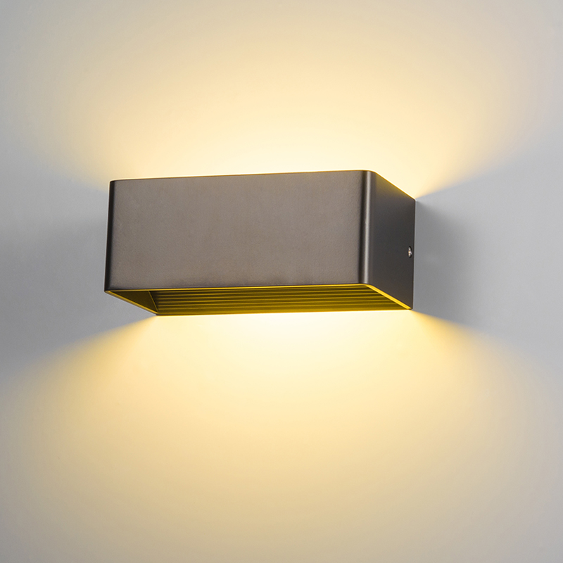 Simple Nordic style LED Wall Lamp Living Room Bedroom Restaurant Hotel wall light waterproof indoor or outdoor lighting