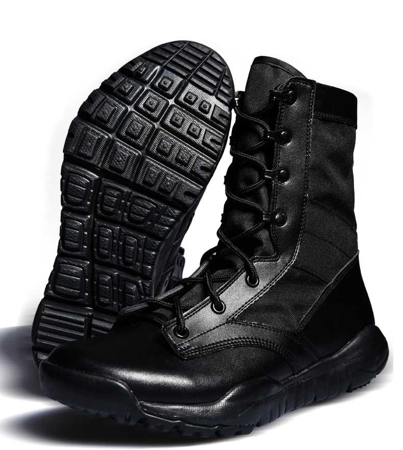 New 2016 Army Boots Men Military Boots Special Forces Tactical Desert Combat Boots Outdoor Shoes Spring Autumn Army Boots S3093