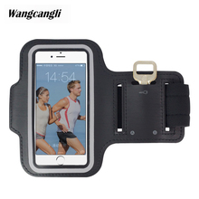 for iPhone 5.5-inch Waterproof Universal Running Gym Sport Armband Case Mobile Phone Arm Band Bag Holder  Smartphone arm band comfy sport band workout armband adjustable neoprene velcro strap black for nokia latest smartphone retractable car charger