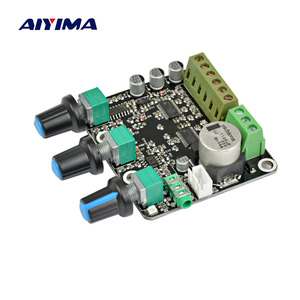 AIYIMA 2.1 CH TPA3110D2 Subwoofer Amplifier Board 15*2+30W Sub Audio Stereo NE5532 Amp For High-end Computer Speaker DC 12V 24V(China)