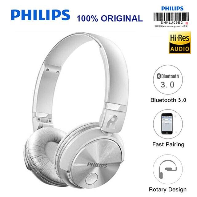 3554739acc5 Philips SHB3060 diadema auricular Bluetooth/auricular inalámbrico de la  batería de litio Micro USB para