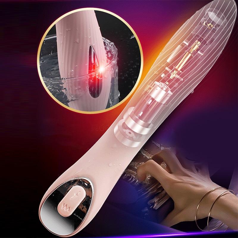 Electric shock clitoris stimulator lind