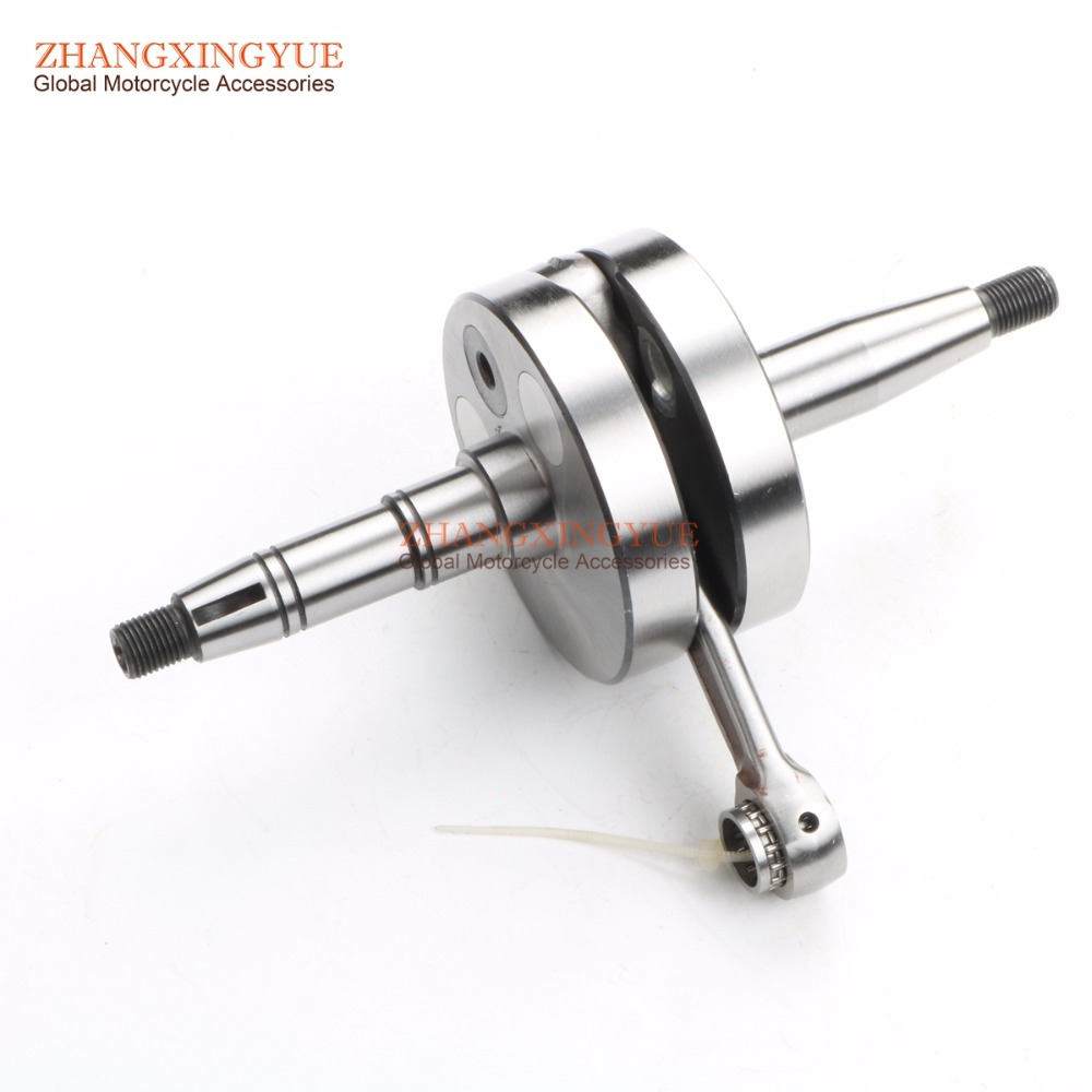 High quality crankshaft for Puch E50 Maxi Magnum Free Spirit Murray Pinto E 50 Scooter Moped
