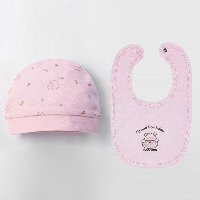 Осенне-зимние детские шапки и варежки для девочек и мальчиков, кепки, носки, удобные детские шапки и перчатки, хлопковые аксессуары для новорожденных детей 0-3 лет - Цвет: Флуоресцентный зеленый