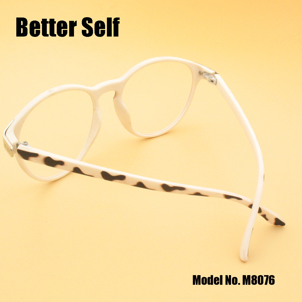 M8076 Full Rim Vintage Myopia Spectacles Light PC Eyeglasses Cat Eye Glasses Frames in Men 39 s Eyewear Frames from Apparel Accessories