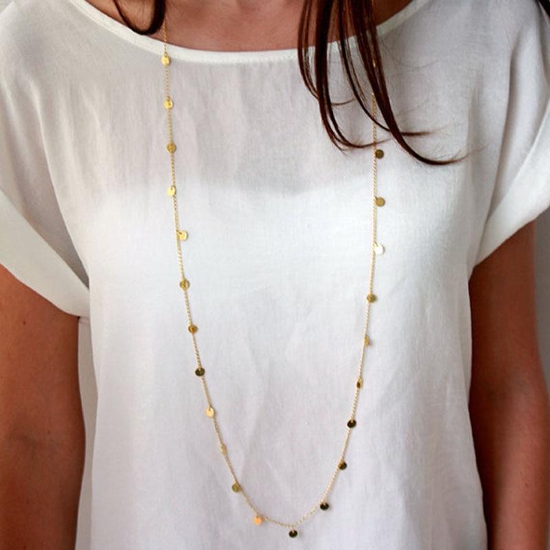 Bohemian Silver Gold Chain...