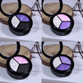 Best Deal New Smoky Shimmer Cosmetic Set 3 colors Professional Natural Matte Makeup Eye Shadow 1PC