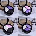 Best Deal New Smoky Shimmer Matte Maquiagem Sombra Cosméticos Set 3 cores Natural Profissional 1 PC