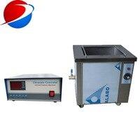 Limpiador ultrasónico de 35 khz para piezas y componentes industriales baño ultrasónico para una limpieza rápida y fácil