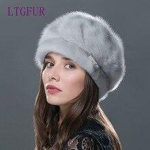 Hats Women Knit Female