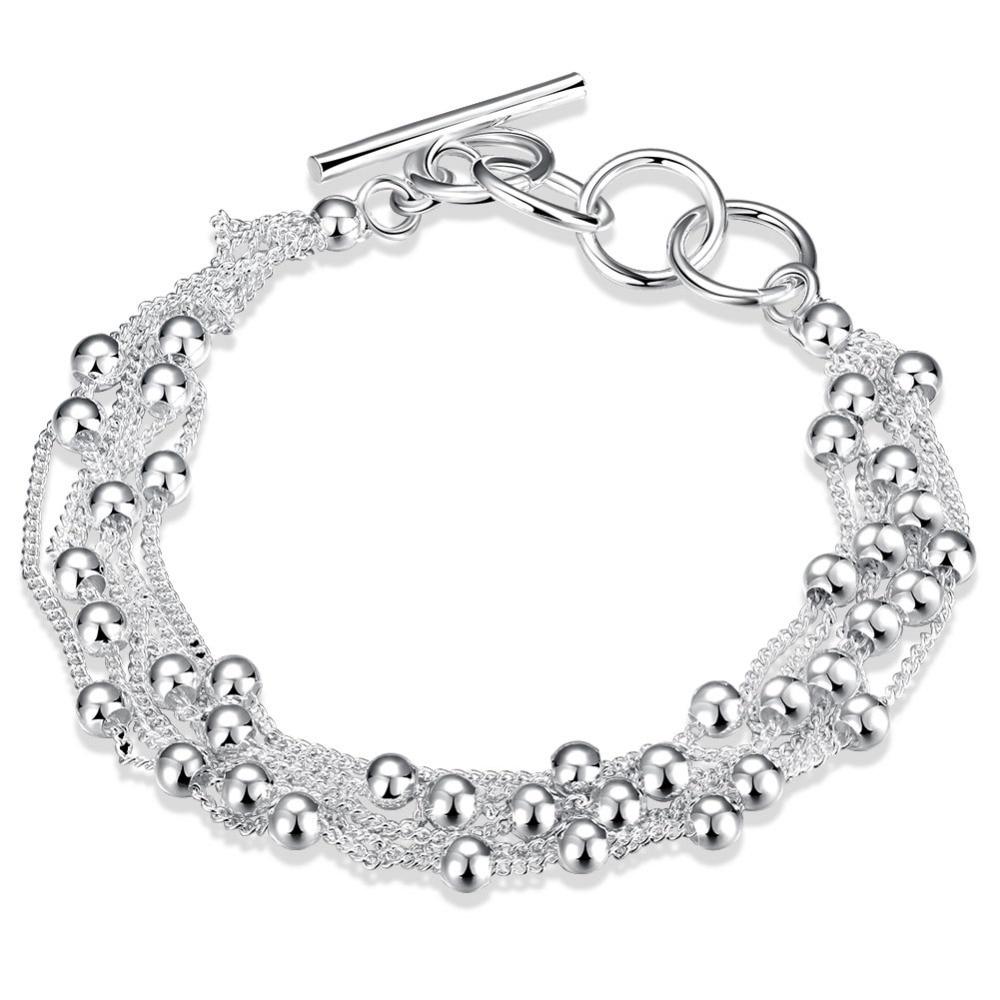 CW030 Fashion Elegant Bracelet 925 Sterling Silver Female Engagement wedding JewelryCW030 Fashion Elegant Bracelet 925 Sterling Silver Female Engagement wedding Jewelry