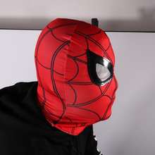New Halloween Spider-man Masks with The Best Lens Fog Free Lenses Civil War Spiderman Head Maskss Quality SpiderMan Homecoming