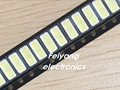100pcs LG Innotek LED LED Backlight 1W 7030 6V Cool white TV Application smd 7030 led cold white 100-110lm 7.0*3.0*0.8mm
