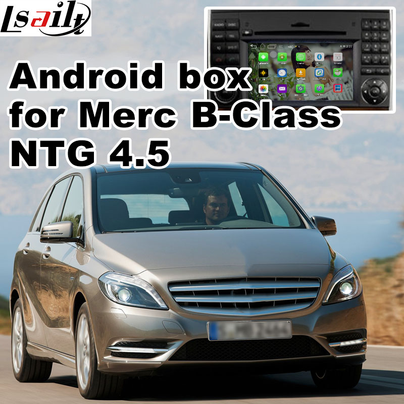 Android GPS Navigation Box For Mercedes Benz B Class W245