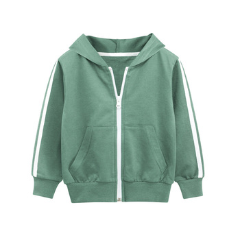 Sport style Children Jackets for boys clothes Hoodies sweatshirt boys coats Korean kids spring outdoor  Size 8 Clothes 1