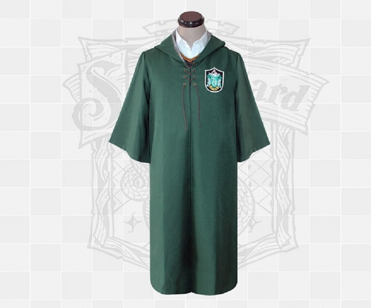 Greed Slytherin