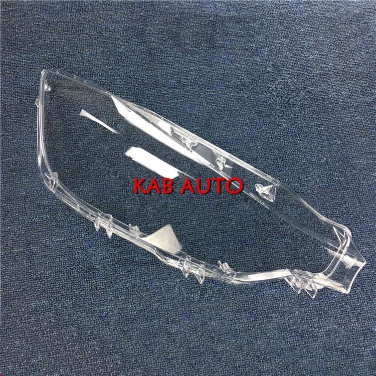 Per BMW 16-18 anni annuale del faro F30 F35 3 serie 316 320 328Li grande alloggiamento della lampada maschera trasparente lampada ombra 2 pz