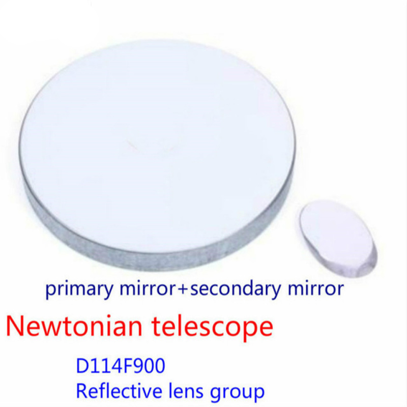 FREE shipping Newtonian reflector telescope D114F900 reflection of objective lens secondary mirror diamete 114 focal length 900|Access Control Kits| |  - title=