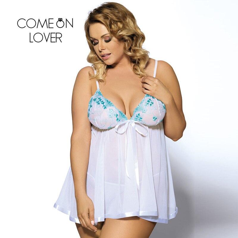Comeonlover Sexy Klær Erotisk Undertøy Kvinner Babydukke Sexy - Nye produkter - Bilde 3