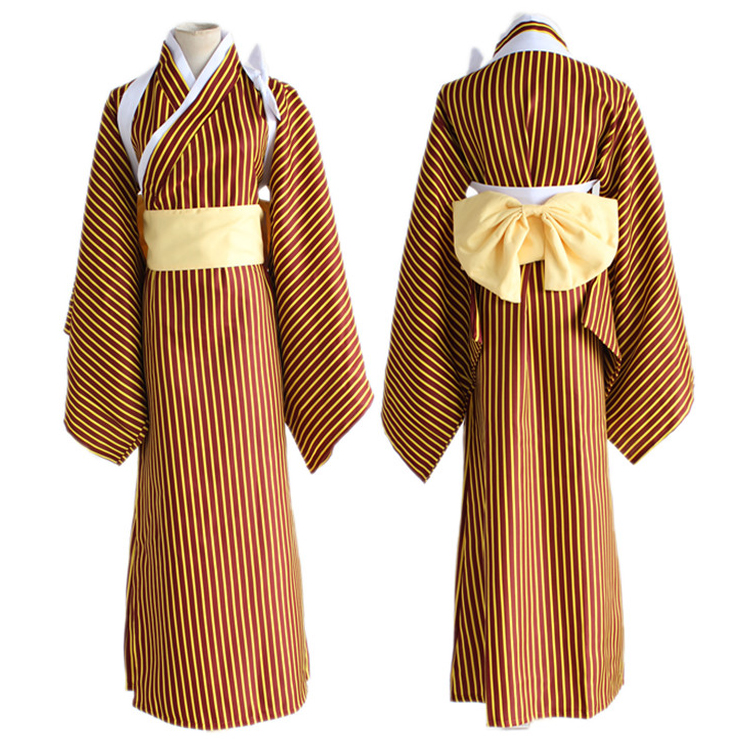 Anime Kamisama Kiss / Hajimemashita Momozono Nanami Cosplay Costumes Kamisama Love Full Set Kimono