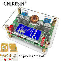 CNIKESIN DIY C2 DCDC 60V Adjustable Buck Regulated Digitally Controlled Power Module LCD Voltage Dual Display