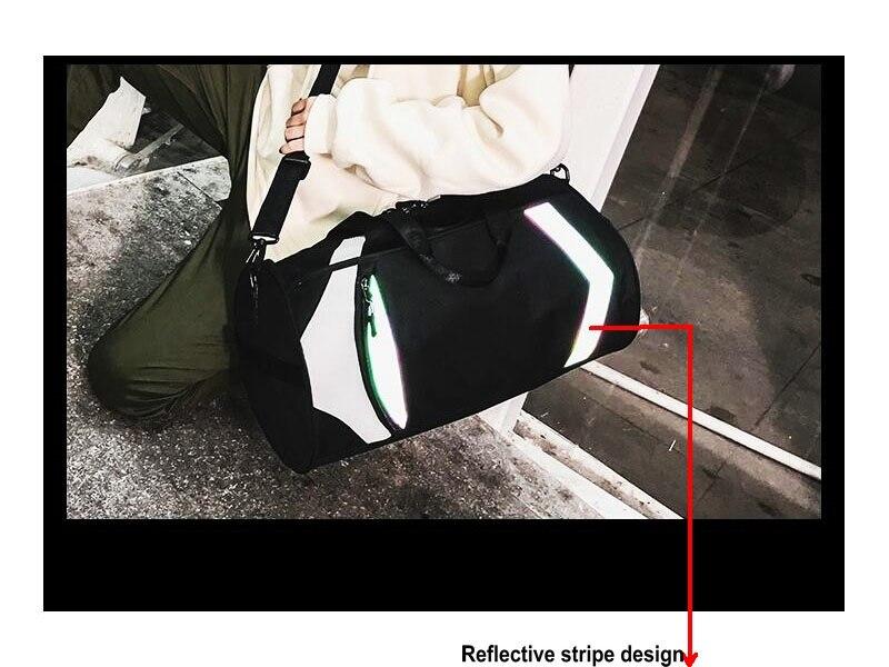 tas bolsa viagem de fitness saco de