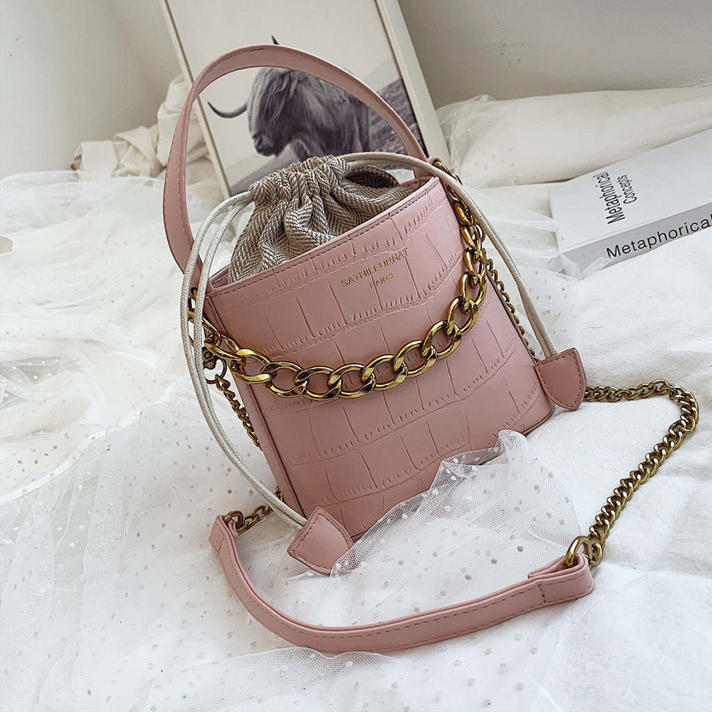 OCARDIAN Handbag Clutches Bucket-Day Women New-Fashion Lady Soft Serpentine May17 Elegant