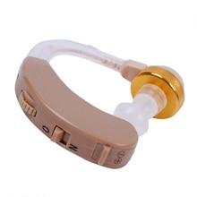 Digital Hearing Aids Sound Amplifier Hearing Device Adjustable Tone In Ear New Sale