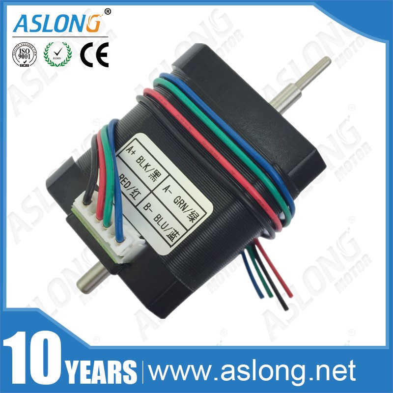 42BYS 12v 24v geared stepper motor for 3D Seal cutting machine