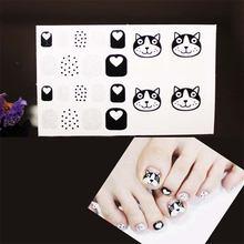 Наклейка на ногти для дизайна ногтей блестящая свежая стильная