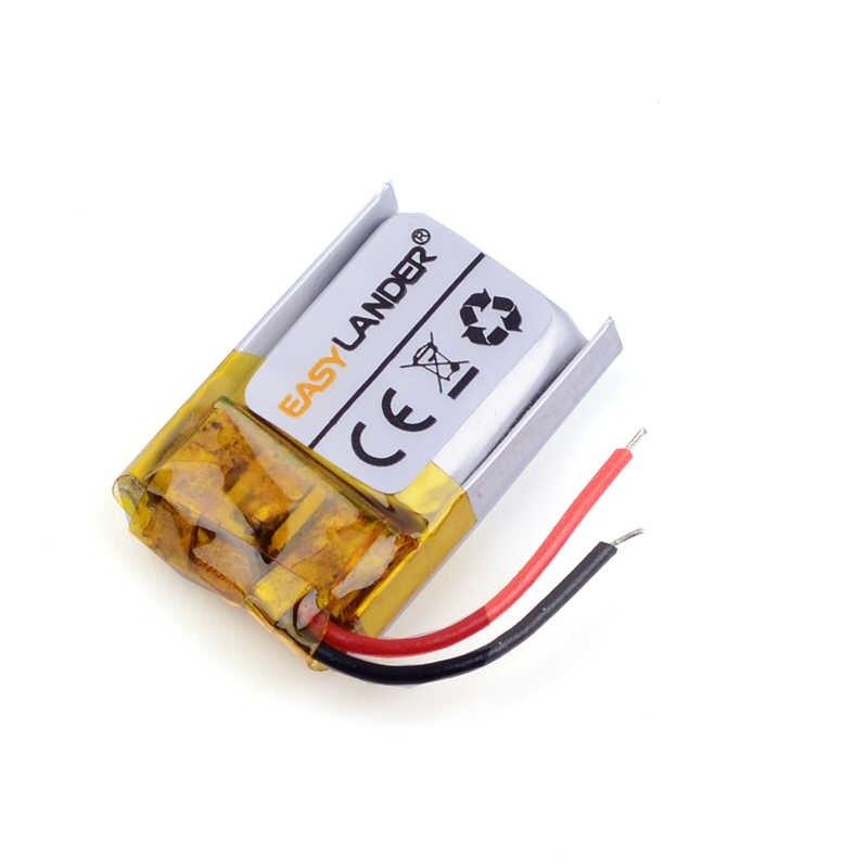Лучший бренд батареи 3,7 V полимерная литиевая батарея 301014 микро-устройство bluetooth-гарнитура игрушка 40 mAH 301015
