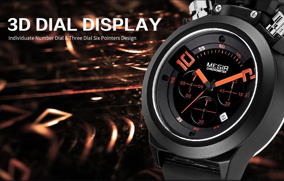 HTB1WRH7XNWYBuNjy1zkq6xGGpXap MEGIR Watch Orange Numbers  Creative Watches