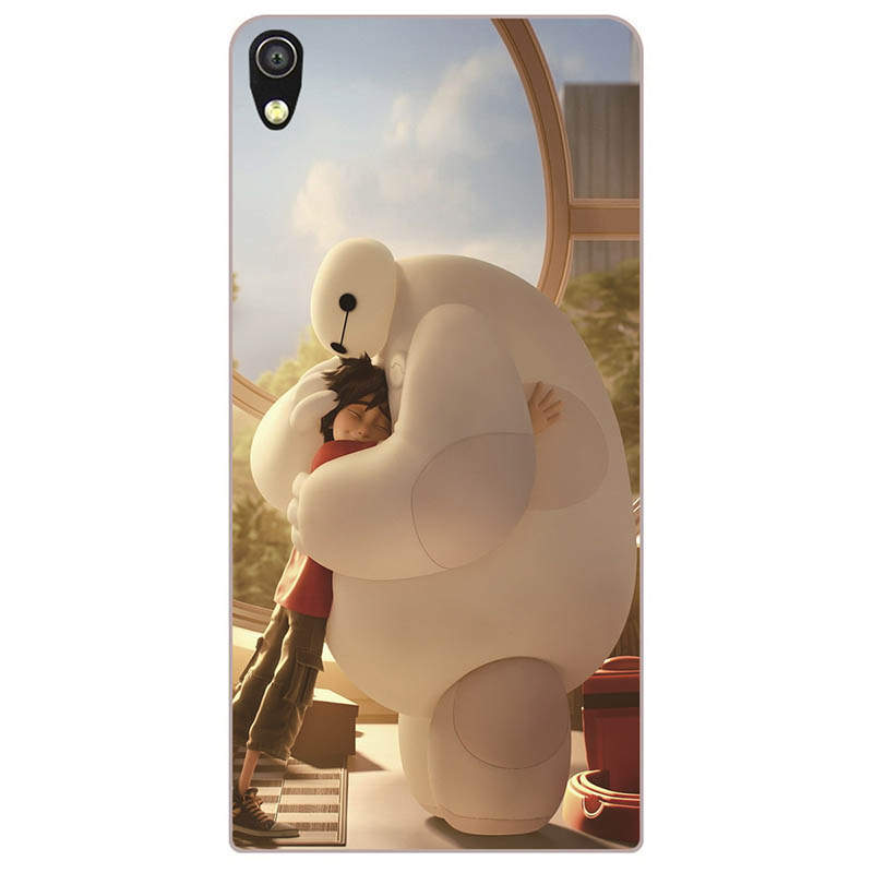 High Definition Painting Flowers Hard Plastic Phone Cover For Huawei Ascend P6