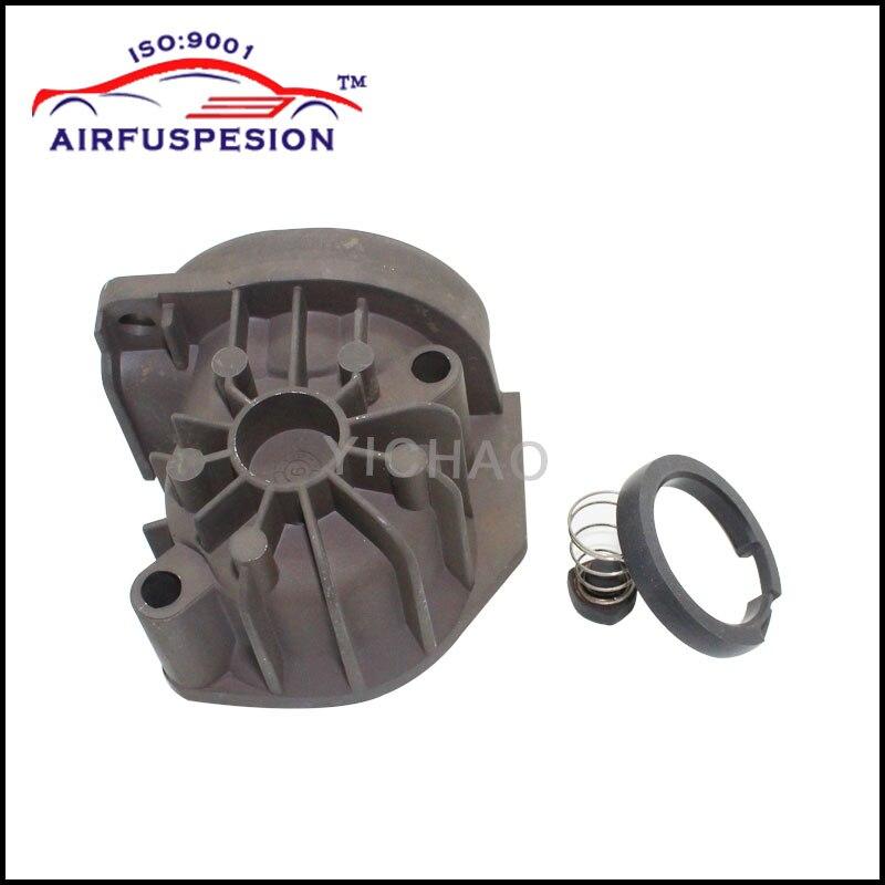 Air Compresseur Pompe Cylindre Tête Avec Piston Anneau En Caoutchouc Valve Pour W220 W211 W219 E65 E66 C5 C7 A6 A8 phaeton 2203200104