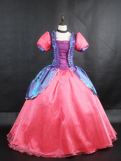 Cosplaydiy Custom Made Cinderella Sister Cosplay Dress Drizella and Anastasia Cospplay Costume Dress L320