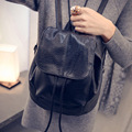 Retro Travel Bag Casual Bag Water Washed Leather Backpack Women Shoulder Bags Leather Backpack Purse Mochila Escolar