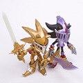 Game Anime Sonic the Hedgehog Estatueta Cavaleiro Negro com Sombras Espada PVC Action Figure Modelo Toy 14 cm