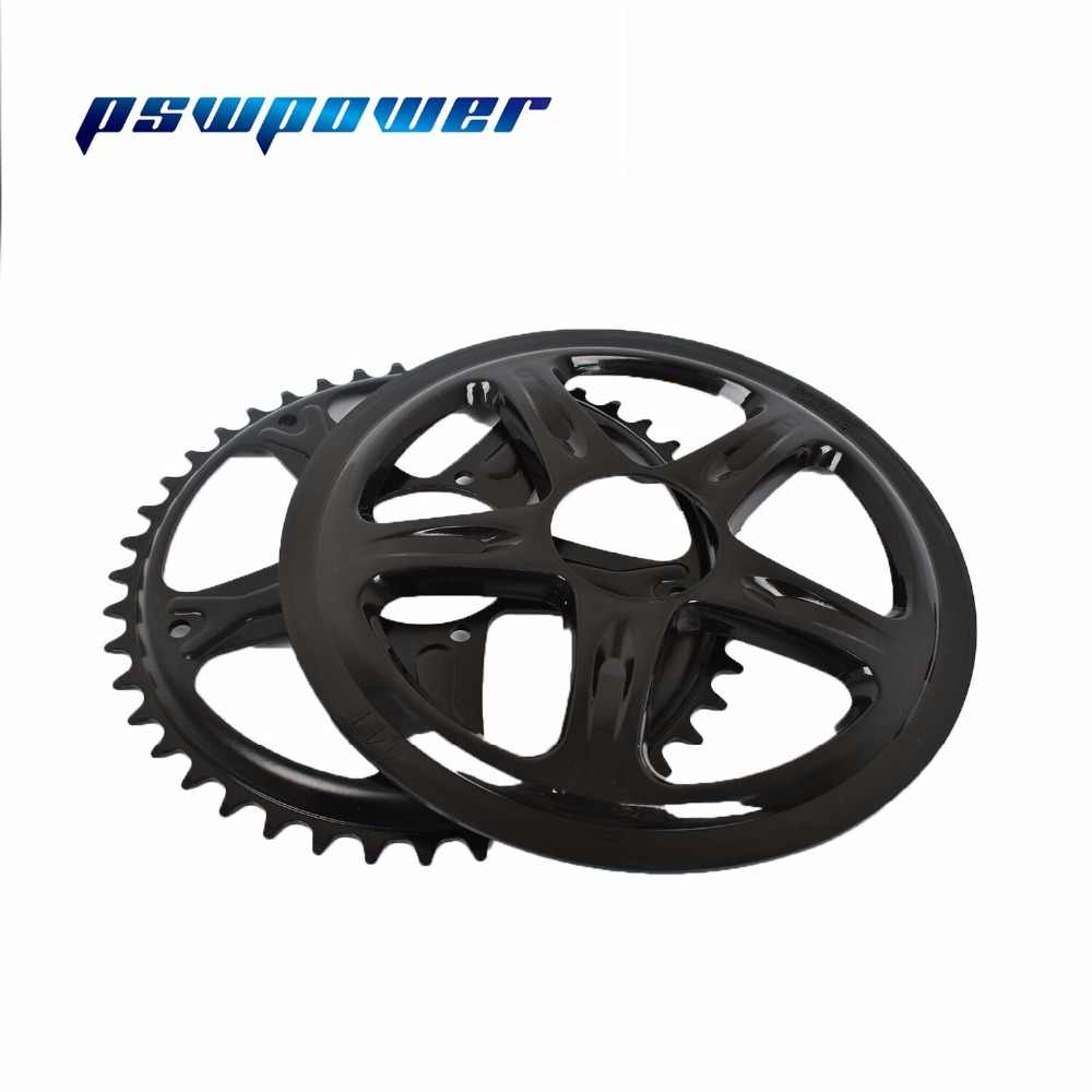 pswpowerElectric BIKE BBS01 BBS02 BAFANG Chain Wheel Replacement Bicycle Chain Guard for BBS01B BBS02B 44T 46T 48T 52T Teeth