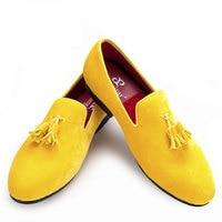 Новый Для мужчин бархат обувь с бархатной кисточкой вечерние и свадебные Для мужчин повседневная обувь Британский Стиль мужские лоферы муж