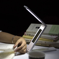Wholesale LED desk lamp, rechargeable table lamp, clip lamp, desk lamp dimmer