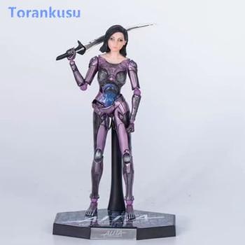 Anime Alita Battle Anger Figure Advance Girl Action Figure PVC Hot Toys For Children Figma Doll Men Gift For Birthday Model PG