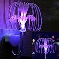 Controle de luz Cores Semente Sagrada Árvore Plug Colorido mudou LED Luzes da Noite da lâmpada brinquedos de natal presentes do feriado