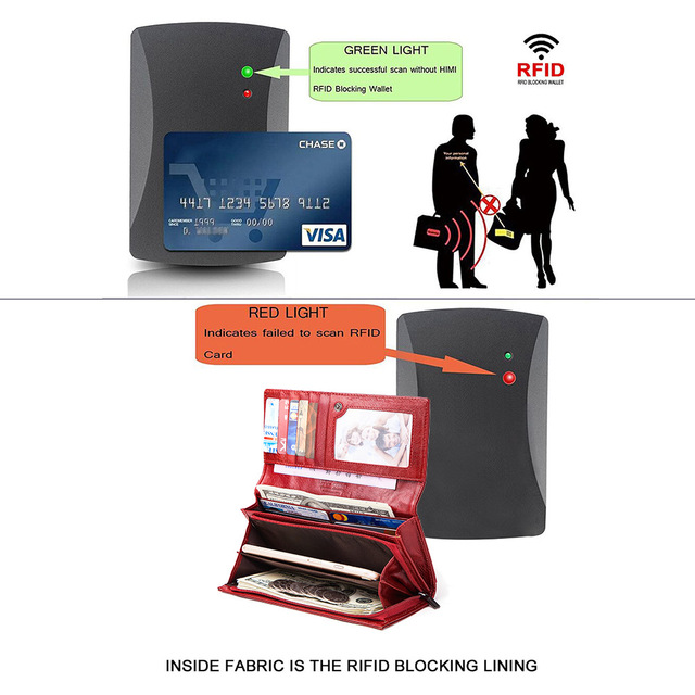 billetera GZCZ nuevo bolso de mujer 100% de cuero genuino de moda de señora de cartera larga tarjetero rojo monedero de bolsillo de cartera feminina