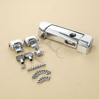 Tour Pak Pack Trunk Latch for Harley Touring Glide FLHT FLHX Road King Street Glide Electra Ultra Classic 14 17