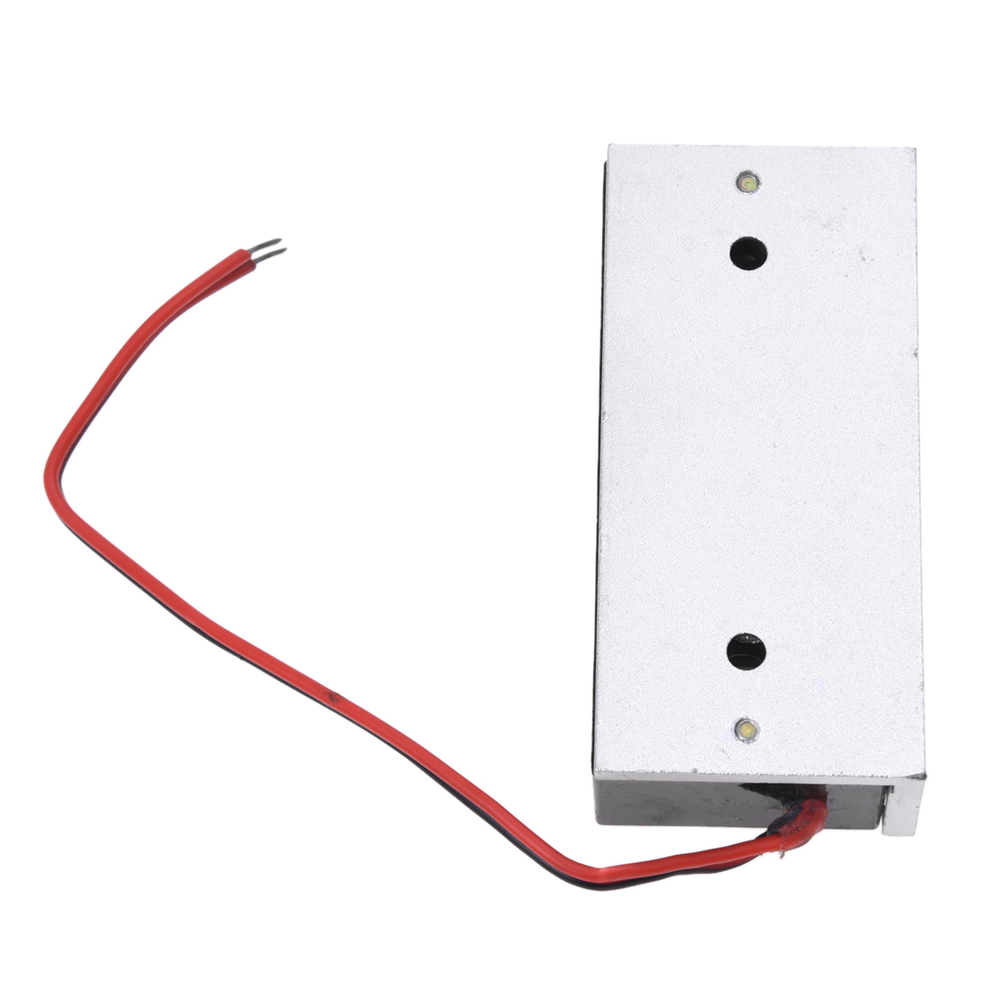 2 Packs Electromagnetic Electric Magnetic Door Lock 60KG/132lb Door Entry Access free shipping 60kg 100lbs single door electromagnetic lock for access controller