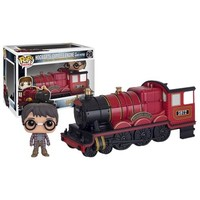 Official Funko pop Harry Potter Hogwarts Express Carriage with Harry potter Vinyl Figure Collectible Model Toy with Original box