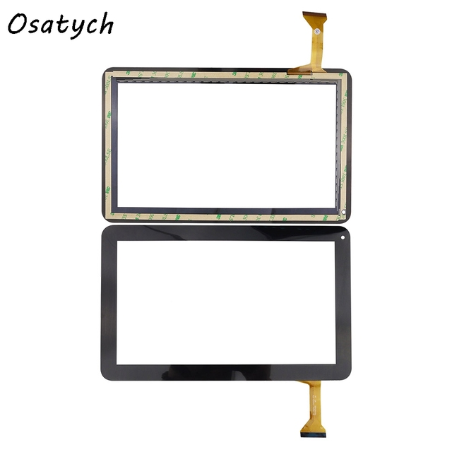 New 10.1 inch Touch Screen for  A20 A23 A33 A31S A83T Tablet YTG-P10025-F1 Glass Panel Digitizer Replacement