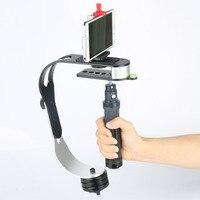 New Black PRO Video Cầm Tay Stabilizer cam Ổn Định cho DSLR DV SLR Camera Kỹ Thuật Số Bán Buôn
